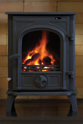 The Erne 8kw Multi Fuel Stove Henley Multi Fuel Stoves